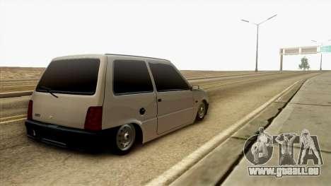 VAZ 1111 pour GTA San Andreas vue de droite