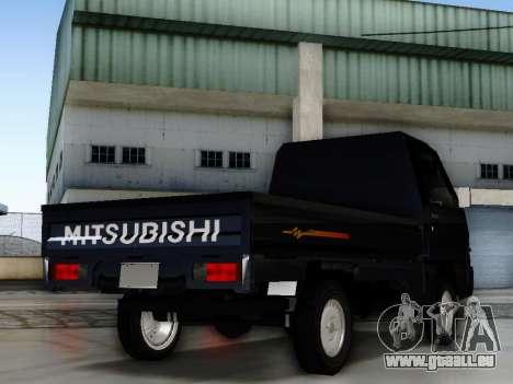 Mitsubishi Colt L300 Pickup für GTA San Andreas linke Ansicht