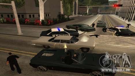 Cheetah Mod v1.1 pour GTA San Andreas