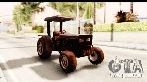 Modern Tractor pour GTA San Andreas