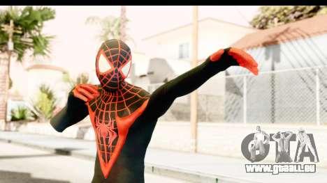 Marvel Heroes - Miles Morales für GTA San Andreas