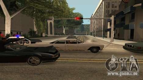 Cheetah Mod v1.1 für GTA San Andreas her Screenshot