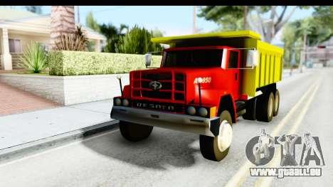 Desoto AS 950 pour GTA San Andreas