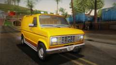 Ford E-150 Commercial Van 1982 2.0 IVF pour GTA San Andreas
