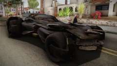 Batman VS Superman Batmobile pour GTA San Andreas