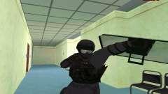 La peau de SWAT GTA 5 (PS3)