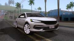 Honda Accord 2017 Stock