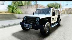 Canis Mesa Police