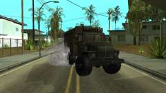 Ural 4320 Armenian pour GTA San Andreas