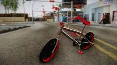 Dark Red BMX pour GTA San Andreas