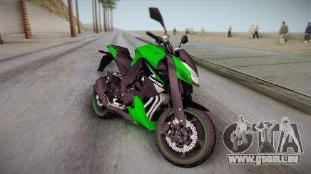 Kawasaki Z1000 2013 pour GTA San Andreas