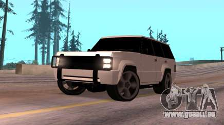 Huntley Rover für GTA San Andreas