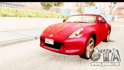 Nissan 370Z 2010 pour GTA San Andreas