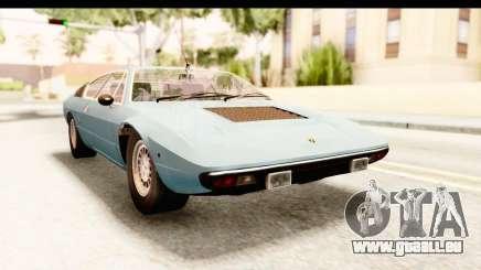 Lamborghini Uracco P300 39 für GTA San Andreas