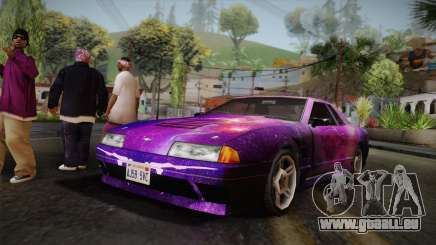 20egt Elegy PaintJob 5 pour GTA San Andreas