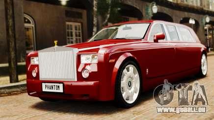 Rolls-Royce Phantom LWB V2.0 pour GTA 4