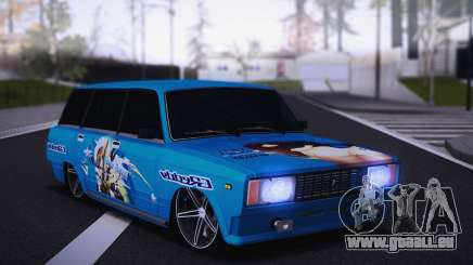 VAZ 2104 Anime pour GTA San Andreas