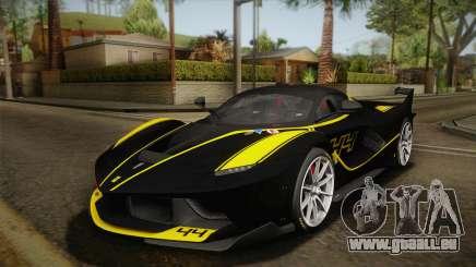 Ferrari FXX-K 2015 PJ für GTA San Andreas