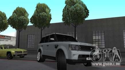 Range Rover Armenian für GTA San Andreas