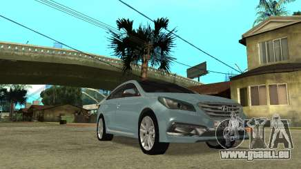 Hyundai Sonata Armenian pour GTA San Andreas