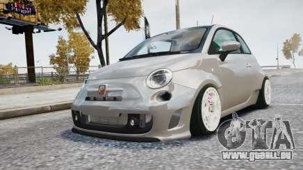 Fiat 500RB pour GTA 4