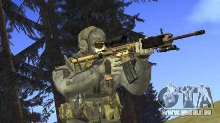 HK416A5 pour GTA San Andreas