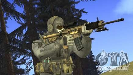 HK416A5 für GTA San Andreas