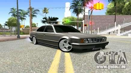BMW 535i E34 für GTA San Andreas