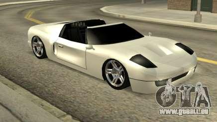Bullet Spyder pour GTA San Andreas