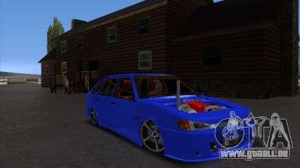 VAZ 2114 Sport pour GTA San Andreas