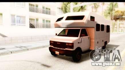 GTA 5 Camper pour GTA San Andreas