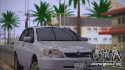 Toyota Corolla 120 pour GTA San Andreas