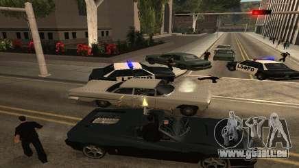 Cheetah Mod v1.1 für GTA San Andreas