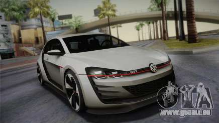 Volkswagen Golf Design Vision GTI für GTA San Andreas