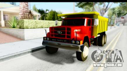 Desoto AS 950 pour GTA San Andreas