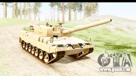Leopard 2A4 pour GTA San Andreas
