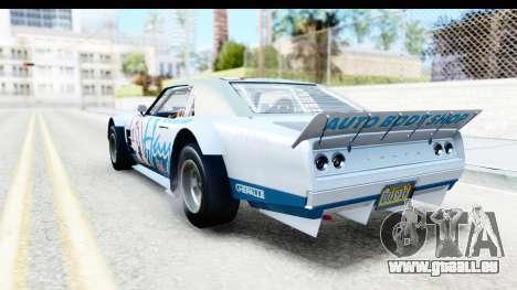 GTA 5 Declasse Tampa Drift IVF pour GTA San Andreas