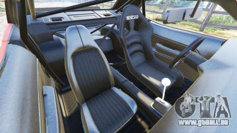 GTA 5 Plymouth Cuda BeckKustoms Lenkrad