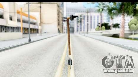 Star Wars Tusken Gaderffii pour GTA San Andreas deuxième écran
