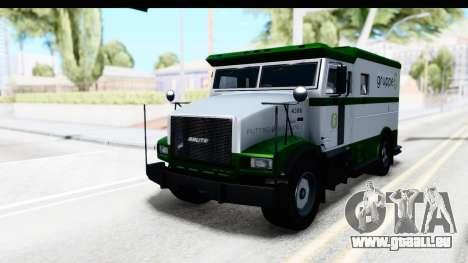 GTA 5 Stockade v1 IVF für GTA San Andreas