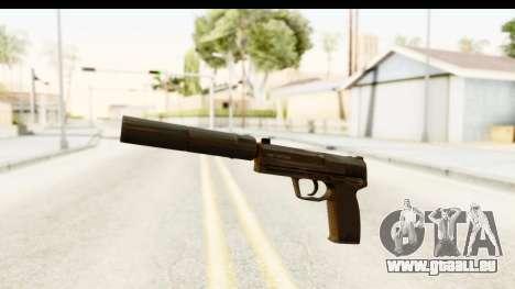 CS:GO - USP Silenced pour GTA San Andreas