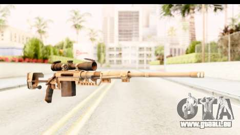 Cheytac M200 Intervention Tan für GTA San Andreas