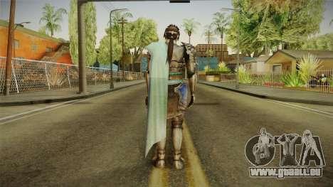 Warriors Orochi 3 - Zhao Yun (DW6) pour GTA San Andreas troisième écran