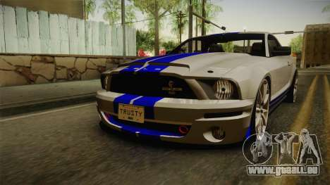 Ford Mustang Shelby GT500KR Super Snake pour GTA San Andreas