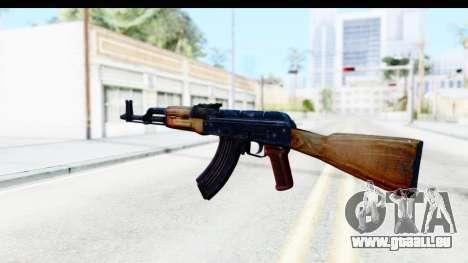 Kalashnikov AKM für GTA San Andreas zweiten Screenshot