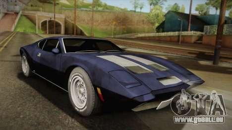 AMC AMX 3 39 1970 pour GTA San Andreas