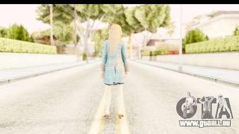 DoA 5: LR - Marie Rose Sweater pour GTA San Andreas troisième écran