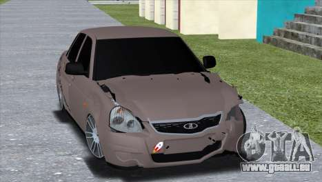 Lada Priora Brodyaga pour GTA San Andreas