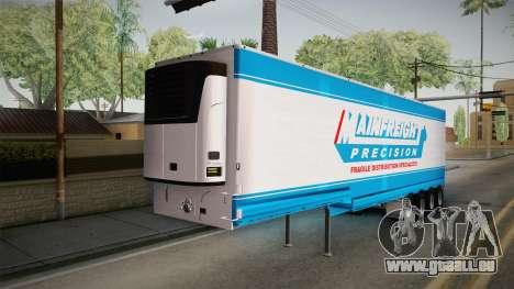 Trailer 4 Axle pour GTA San Andreas