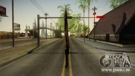 Silent Hill 2 - Weapon 2 pour GTA San Andreas deuxième écran